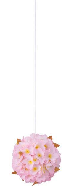 18cm桜ボール(3個セット)FLE7004S
