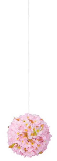 24cm桜ボール(2個セット)FLE7004M