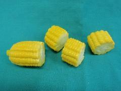 食品サンプルカット(カットコーン・4ケ入り)VF1064