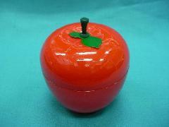 ケース(リンゴ・9cm)キドワキ製キドワキ製
