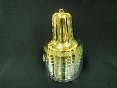 在庫処分特価セット(ベル・大・15cm・10ケセット)ゴールドSET