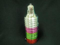 在庫処分特価セット(ベル・中・10cm・15ケセット)mixSET