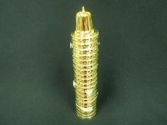 在庫処分特価セット(ベル・ミニ・5cm・ゴールド20ケセット)