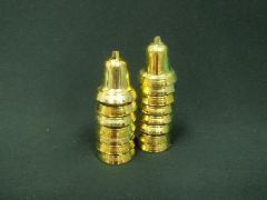 在庫処分特価セット(ベル・ミニミニ・4cm・ゴールド15ケセット)
