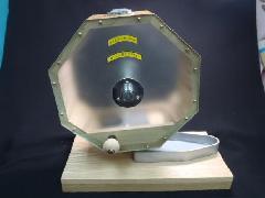 別注・半透明抽選器500球用(球無し)