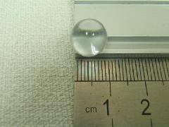アクリル球(透明10mm)