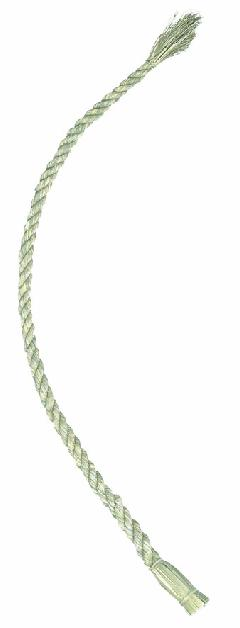 正月飾り・120cmしめ縄(L・幅約2.5〜3.5cm)・自然素材 ND1003
