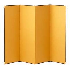 金屏風65cm幅×全高50cm・ペーパー製「コンビニ後払い」PADP7859