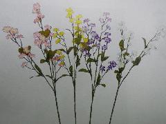 ダブルワスレナ(花径2.5cm・単色48本入り)MK5406