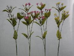 スターフラワー(花径2cm・単色48本入り)MK5491W