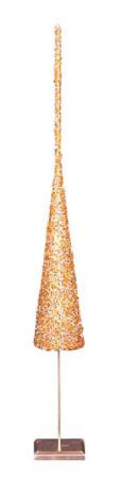 85cmレーザービーズテイパー(ゴールド)DICO6985