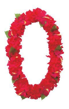 造花フラワーレイ(ハイビスカス・ビューティー)FLE7012コンビニ後払いの場合有り