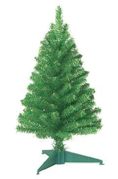 卸販売業務用ミニクリスマスツリー10本単位(38cmグリーン)TXM2033M