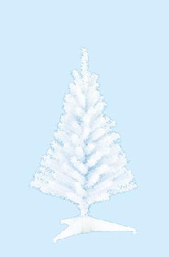 卸販売業務用ミニクリスマスツリー10本単位(38cmホワイト)TXM2034M