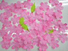 桜花吹雪(50枚入り1枚約10cm)SPST0038