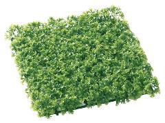 3枚セット卸価格ガーデンマット屋外可(パセリ・30×30×4.5cmプラ製)LEE7005