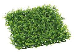 ガーデンマット屋外可(アカシア・30×30×5cmプラ製)LEE7049