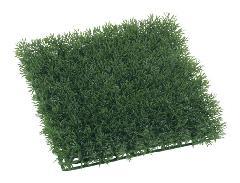 3枚セット卸価格ガーデンマット屋外可(グリーングラス(ダークグリーン)30×30×5、5cmプラ製)LEE0717