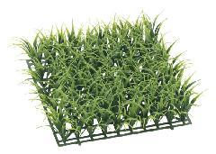 ガーデンマット屋外可(ショートグラス)30×30×7cmプラ製)LEE7047