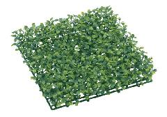 3枚セット卸価格ガーデンマット屋外可(ボックスウッド)30×30×4,5cmプラ製)LEE7006