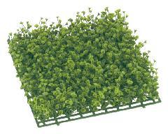 ガーデンマット屋外可(トランペットリーフ)30×30×5cmプラ製)LEE7039