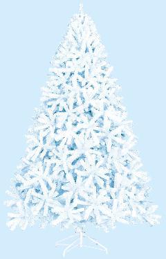 卸販売業務用クリスマスツリー(ホワイト300cmパインツリー)TXM2078