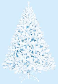 卸販売業務用クリスマスツリー(ホワイト210cmパインツリー)TXM2024