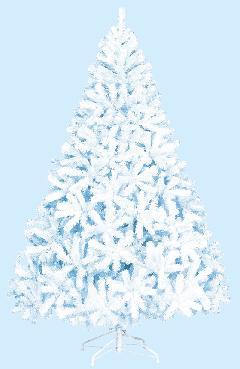 卸販売業務用クリスマスツリー(ホワイト240cmパインツリー)TXM2025