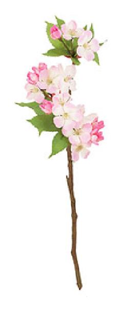 卸販売造花桜(吉野桜ピック・全長36cm花径1.5〜4.5cm・12本入り)FLP6012