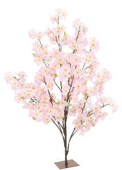 造花桜ツリースタンド(100cm)FLT2004