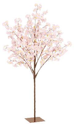 造花桜ツリースタンド(210cm)FLT2005