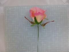 ミシェルローズピック(ピンク)花径約8・全長約21cmFLP6014