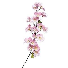 卸販売造花桜(小枝・全長60cm花径5cm・6本入り)FLSP1431他商品同送不可