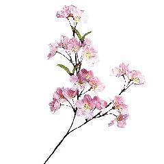 卸販売造花桜(小枝・全長60cm花径5cm・6本入り)FLSP1430他商品同送不可