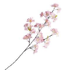 卸販売造花桜(小枝・全長65cm花径5cm・6本入り)FLSP1429他商品同送不可