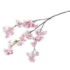 卸販売造花桜(大枝・全長80cm花径5cm・6本入り)FLSP1428他商品同送不可