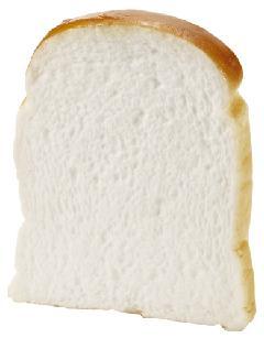 食品ディスプレイ(食パン15cm)VF1067[コンビニ後払いの場合有り]