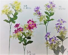 1本¥138造花(オダマキスプレー・単色36本入り)2887