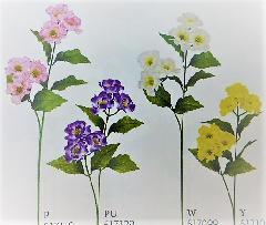 1本¥138造花(バターカップスプレー・単色36本入り)2782