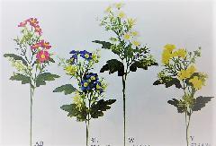 1本¥138造花(フィロックススプレー・単色36本入り)2757