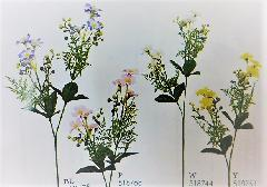 1本¥138造花(スターフラワースプレー・単色36本入り)2886