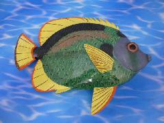 熱帯魚トロピカルフィッシュ(A)36cmプラスチック製9629