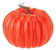 かぼちゃ・ハロウィンパンプキン(パンプキン20cm・スチロール製)VF1237