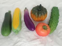 夏野菜ディスプレイ6種セット(お盆・お供えセット)