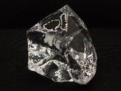 イミテーションアイス・透明氷(ロックアイス約10cm)アクリル製