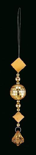 スミールミラーボールハンギング(ゴールド)