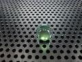 ビー玉・ガラス玉オーロラ(イエローグリーン)12,5mm