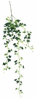 ブライダル用造花(ミニイングリッシュアイビーハイキングパイン・全長115cm・)LEV9007
