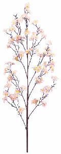 造花桜枝(桜ツリー全長138cm・花径5cm・6本)FLS123