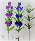 卸販売造花(リンドウ・単色36本入り)2762